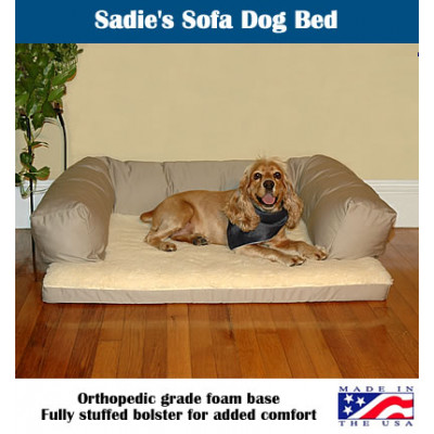 Sadie's Sofa Dog Bed