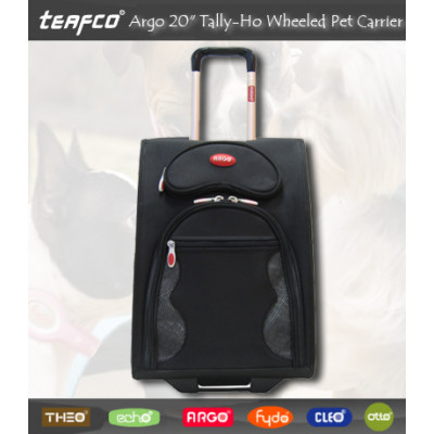ARGO 20 inch Tally-Ho Wheeled Pet Carrier