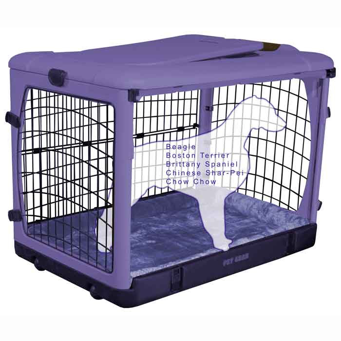 Pet Gear Other Door Steel Crate With Pad Amp Carry Bag