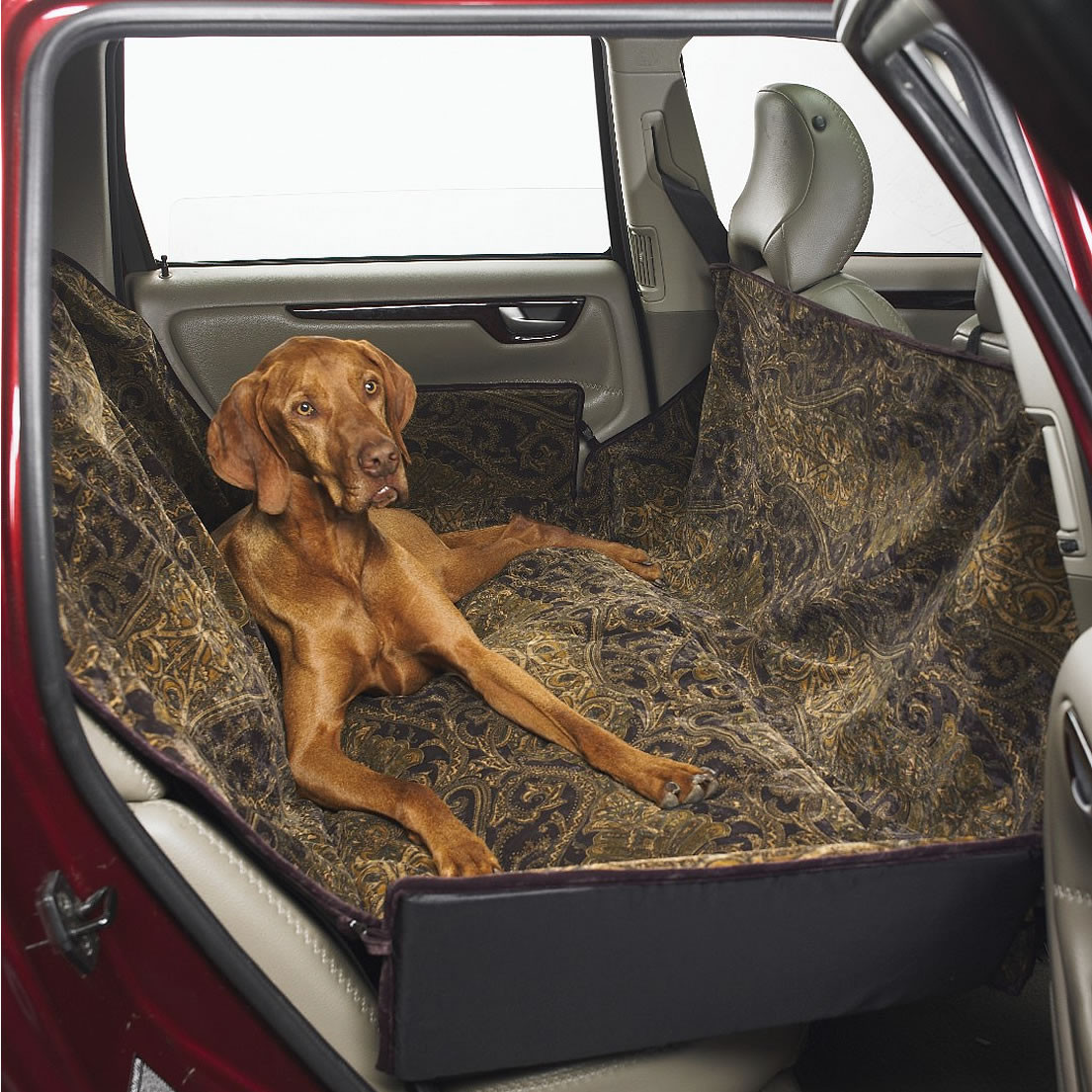 Bowsers Hammock Pet Car Seat Cover