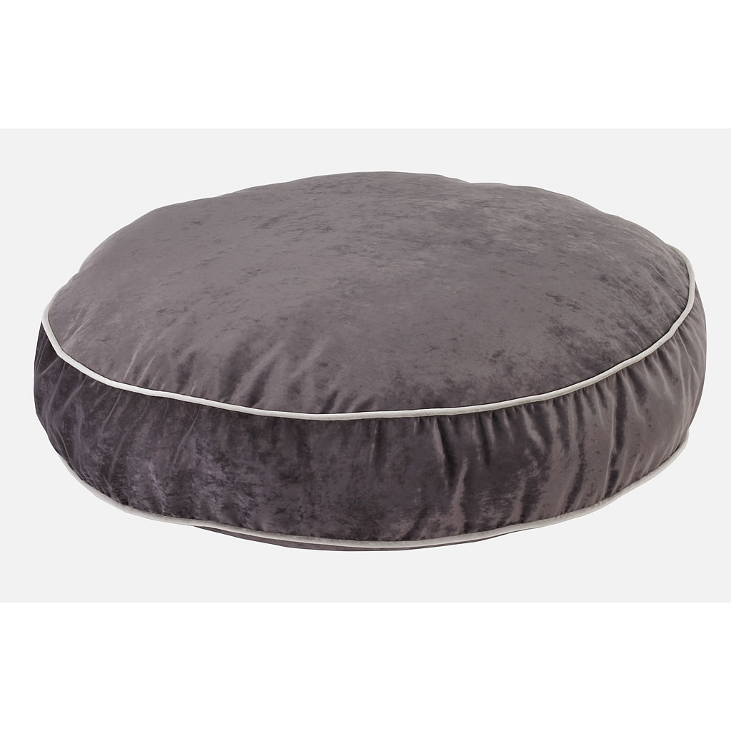 Bowsers Supersoft Platinum Round Dog Bed