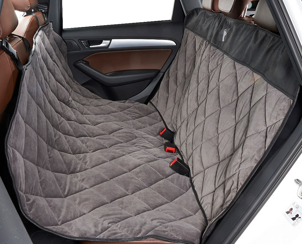 Bowsers Hammock Pet Car Seat Cover : bowsers luxury hammock seat cover ash from www.precious-pets-paradise.com size 1006 x 813 jpeg 243kB