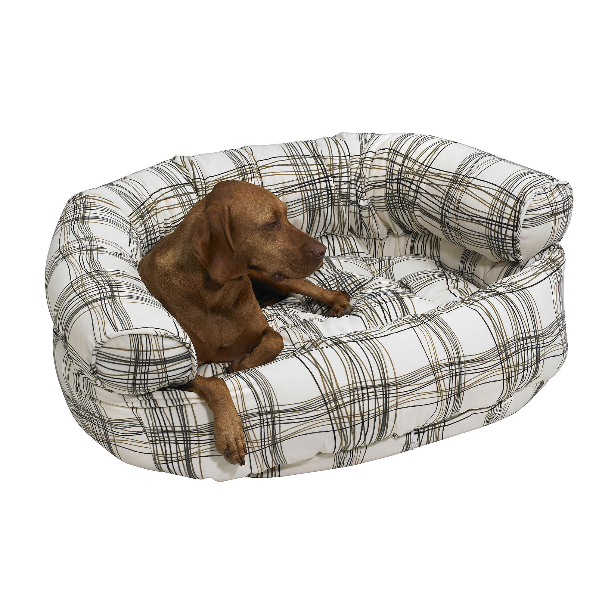 bowser pet beds for sale  bowsers dog beds  precious pets paradise - bowsers diamond collection double donut dog bed