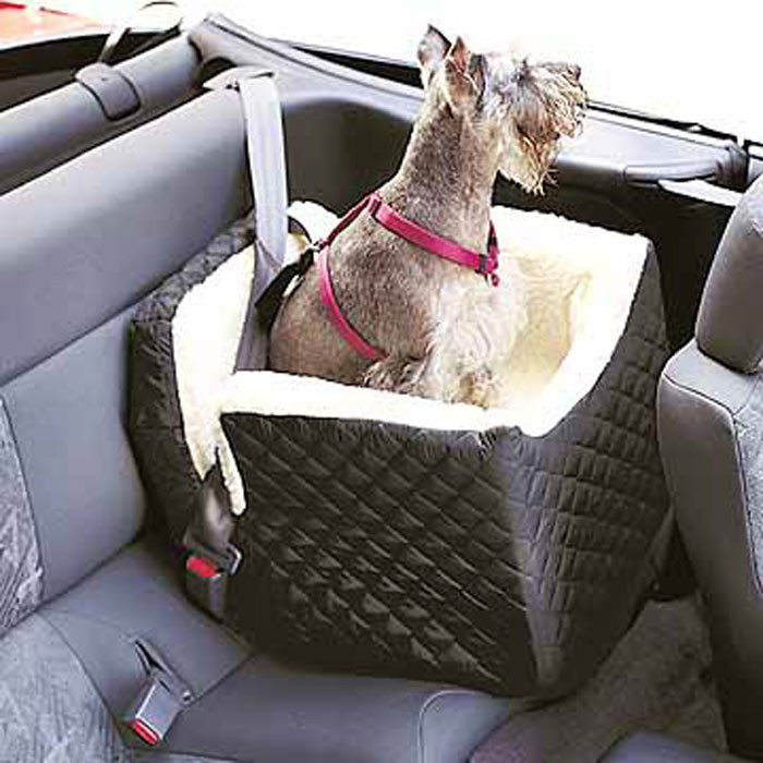 dog car seats small dog car seat and dog booster car html autos weblog. Black Bedroom Furniture Sets. Home Design Ideas