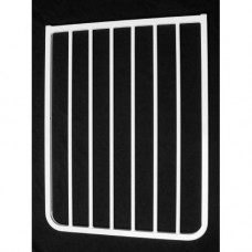 Cardinal Extension For AutoLock Gate And Stairway Special White 21.75in - BX2-W