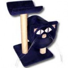 Molly & Friends Classic Molly Face 2 Tier Cat Tree