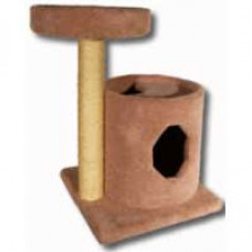 Molly & Friends Double Tier Condo Cat Tree