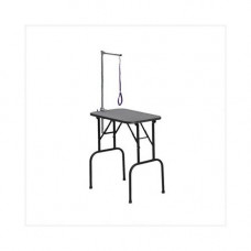 Midwest Plywood Grooming Table with Arm 48in x 24in x 24in - G4824A