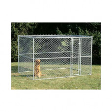Midwest Chain Link Portable Kennel - 10' x 6' x 6' - K91066