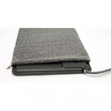 K&H Pet Products Deluxe Extreme Weather Kitty Pad Cover Gray 12.5in x 18.5in x 0.25in – KH1135