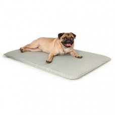 K&H Pet Products Cool Bed III Thermoregulating Pet Bed - Gray