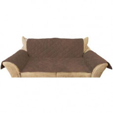 K&H Pet Products Furniture Cover Loveseat Mocha - KH7811