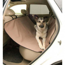 K&H Pet Products Car Seat Saver Tan - KH7851