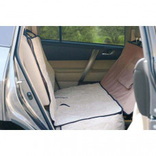 K&H Pet Products Deluxe Car Seat Saver Tan - KH7861