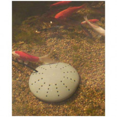 K&H Pet Products Perfect Climate Submersible Pond De-Icer 300 Watt 7.75in x 7.5in x 4.5in - KH8100