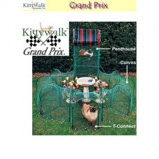 Kittywalk Grand Prix 86in x 70in x 5' – KWGP550