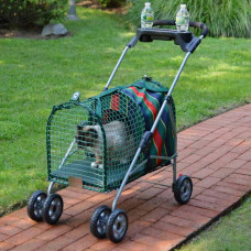 Kittywalk Original Stripe Stroller – KWPS600