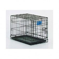 Midwest Life Stages Single Door Dog Crate 22in x 13in x 16in - LS-1622