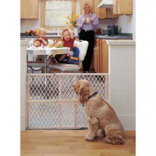 North States Easy Adjust - Diamond Mesh Gate 26in - 42in x 23in - NS4600