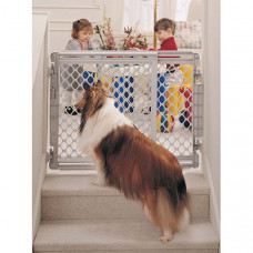 North States Walk-Thru Pet Gate 26in - 41in x 26in - NS8679