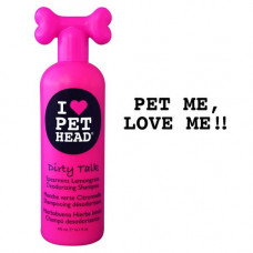 Pet Head Dirty Talk Deodorizing Shampoo Spearmint Lemongrass 16oz – PH10101