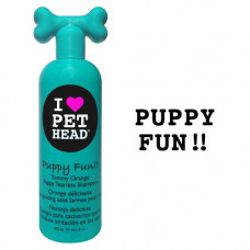 Pet Head Puppy Fun Tearless Shampoo Yummy Orange 16oz – PH10102