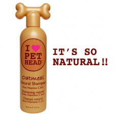 Pet Head Oatmeal Natural Shampoo 12oz – PH10117