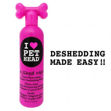 Pet Head De Shed Me Miracle Deshedding Rinse Watermelon 12oz – PH10201