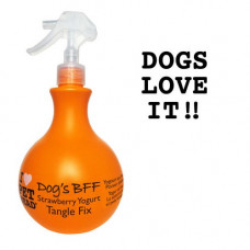 Pet Head Dog's B.F.F. Tangle Fix Spray Strawberry Yogurt 15oz – PH10303