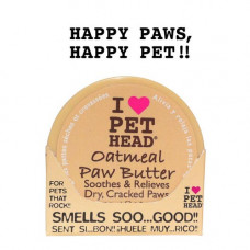 Pet Head Oatmeal Paw Butter 2oz – PH11001
