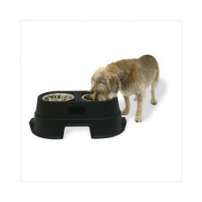 Our Pets Healthy Pet Diner 8in - SFL08BLK