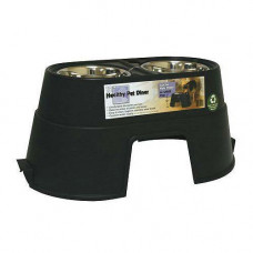 Our Pets Healthy Pet Diner 12in - SFL12BLK