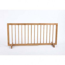 Cardinal Step Over Gate Light Oak 28in - 51.75in x 20in - SG-1-LO