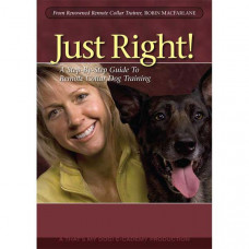 That's My Dog Just Right Dog Training DVD Volume 1 - TMD-1