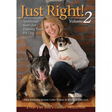 That's My Dog Just Right Dog Training DVD Volume 2 - TMD-2