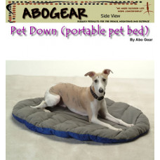 Pet Down Portable Pet Bed