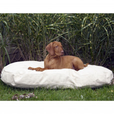 Bowsers Designer Oval Hemp Dog Bed