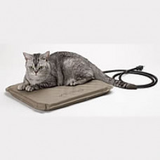 Lectro-Soft Outdoor Kitty Bed with Cover