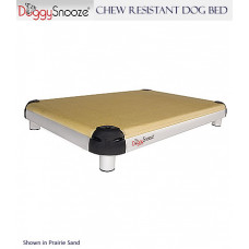 DoggySnoozer Chew Resistant Dog Bed