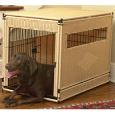 The Pet Residence Designer Pet Crate