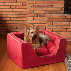 Snoozer Luxury Square Pet Bed