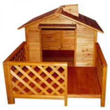 The Mansion Dog House