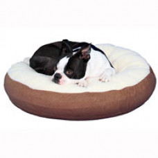 Hidden Valley SuperSoft Round Sherpa Pet Bed