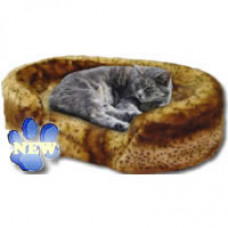 Kitty Pedic Cuddler Pet Bed