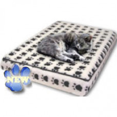 Kitty Pedic Rectangle Pet Bed