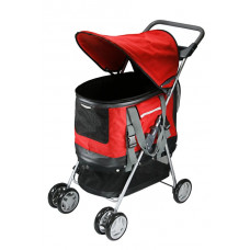 PetZip Deluxe 3 In 1 Pet Carrier/Stroller