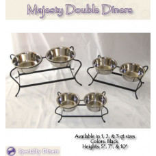 Double Majesty Pet Diners