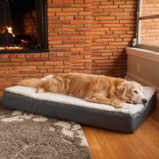 Snoozer Super Ortho-Lounge Dog Bed