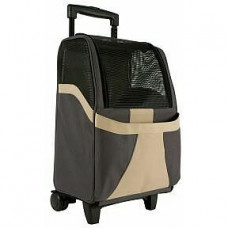 Restless Tails Euro Rolling Pet Carrier