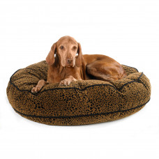 Bowsers Diamond Collection Supersoft Round Dog Bed